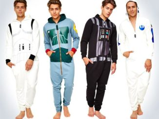 pyjama star wars homme